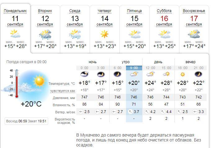 какая будет завтра с утра погода