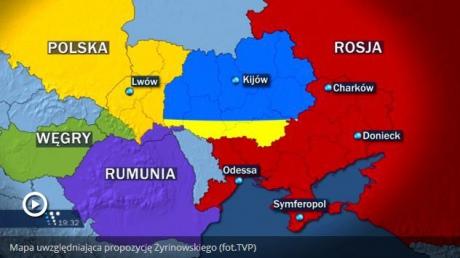 А інші західні області польщі карта