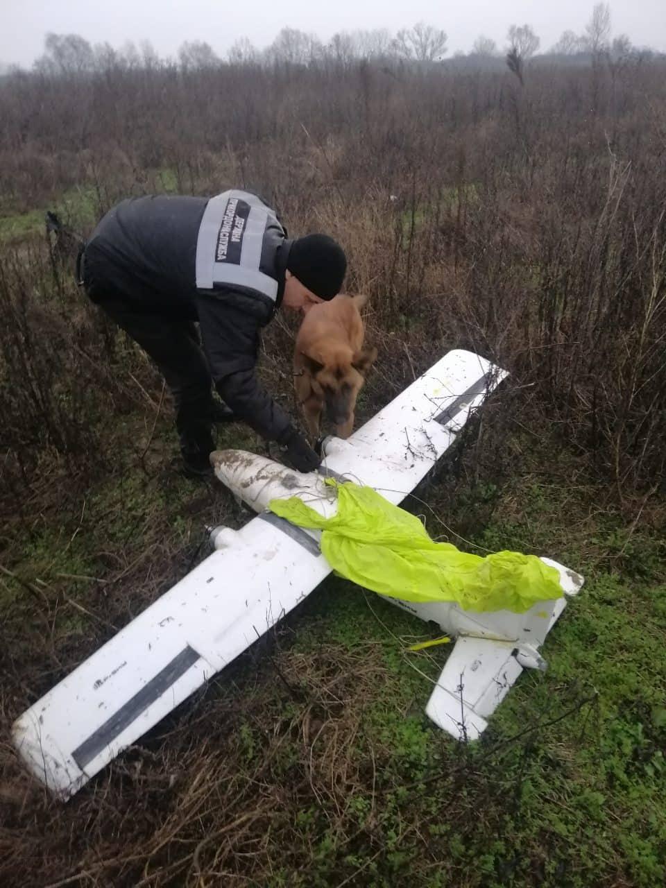 Біля кордону з Словаччиною та Угорщиною виявили безпілотник