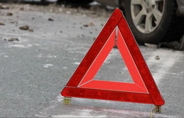 ДТП на Берегівщині: VW збив пішохода