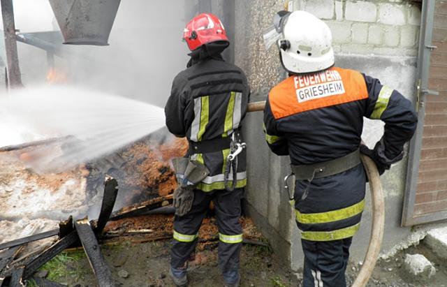 В Івано-Франківській області трапилася пожежа на території приватного підприємства