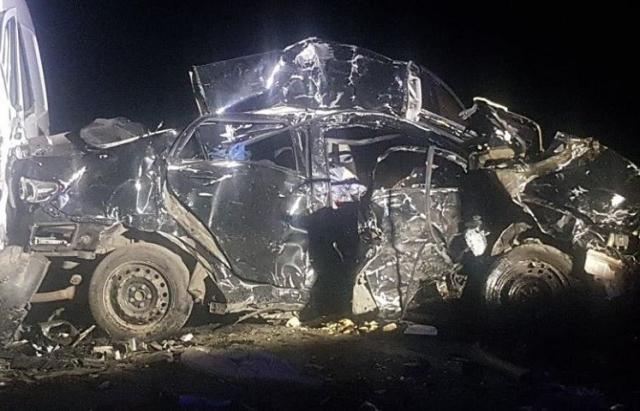 З'явились фотографії смертельної ДТП під Мукачевом (ФОТО)
