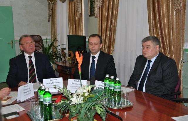 Керівництво Мукачівського міськрайонного суду зустрілось із журналістами (ФОТО)