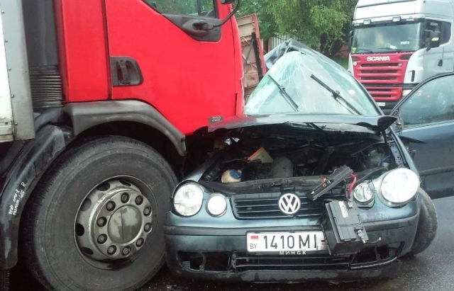 На Львівщині у ДТП загинув молодий закарпатець (ФОТО)