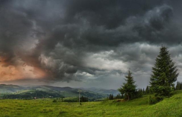 Тиждень на Закарпатті буде хмарним та з дощами