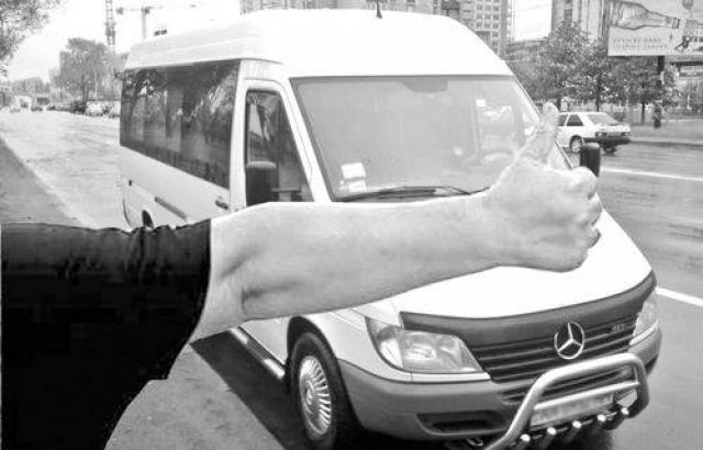 Хустський суд оштрафував на 17 тис грн. «приватника» на Мерседесі, який нелегально возив людей