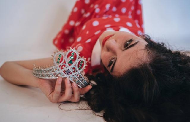 Найкрасивішою дівчиною Закарпаття цьогоріч стала ужгородка Анастасія Дацюк (ФОТО)