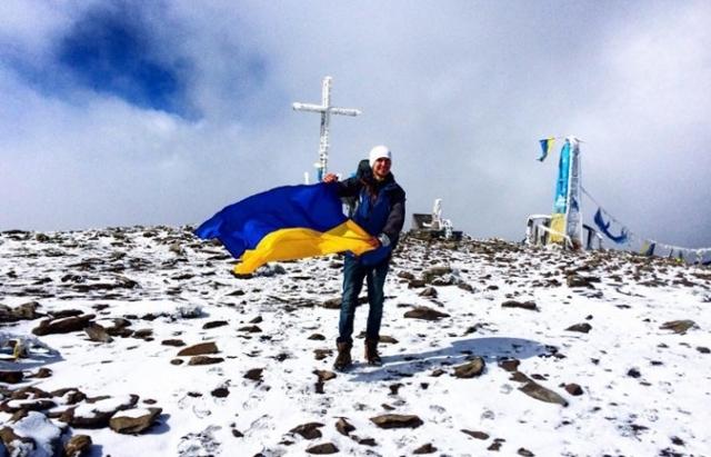 Телебашня на горе Карачун уже имеет высоту 104 метра, осталось смонтировать 76, - Жебривский - Цензор.НЕТ 4921