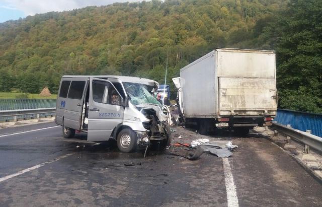 Страшна ДТП на Закарпатті: постраждало 4 людей (ФОТО)