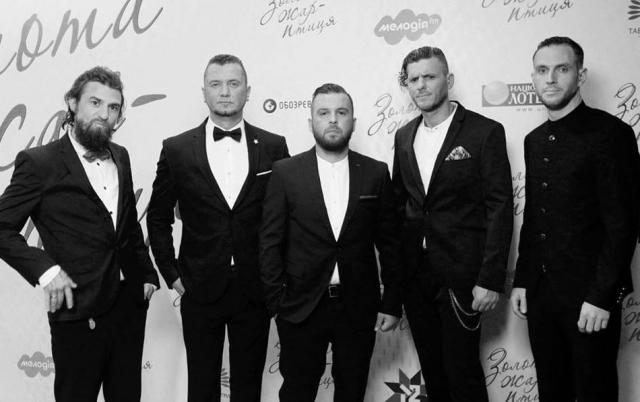 Гурт «БЕZ ОБМЕЖЕНЬ» отримав престижну музичну нагороду