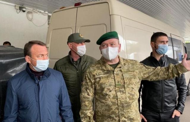 Зеленський призначив головою ОДА Петрова, щоб той боровся з контрабандою лосося, хамона і кави (ВІДЕО)