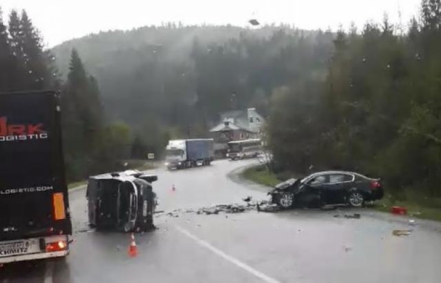 ДТП в гірських перевалах: постраждав 38-річний закарпатець (ФОТО, ВІДЕО)