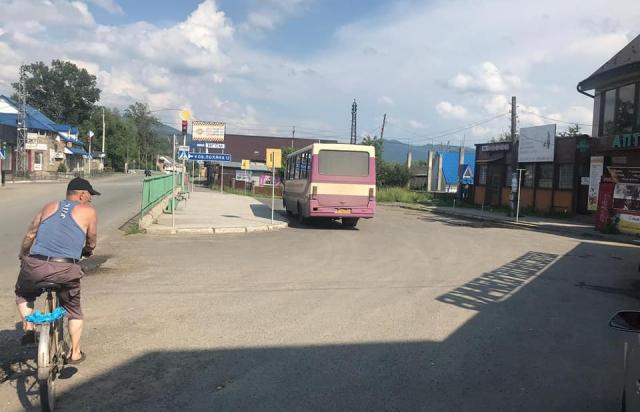Карантин: Водія автобусу Мукачево- Івано-Франківськ оштрафували на 17 тисяч