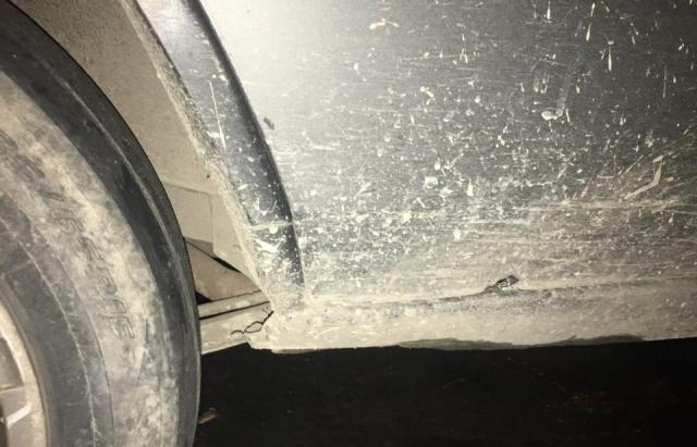 Поліція гналася за наркоторговцем з Мукачева до Ужгорода зі швидкістю 180 км/год. Зупинили пострілами (ФОТО, ВІДЕО)