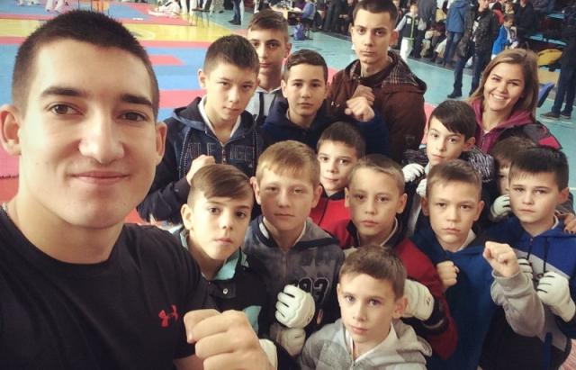 Закарпаття спортивне: каратисти з Мукачева вибороли 5 золотих медалей на Всеукраїнському турнірі