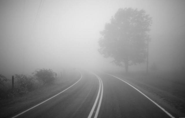 Рятувальники попереджають закарпатців про туман та ожеледицю