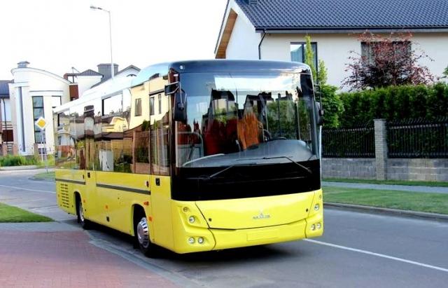 Новий громадський транспорт Мукачева почне курсувати до літа 2017 року