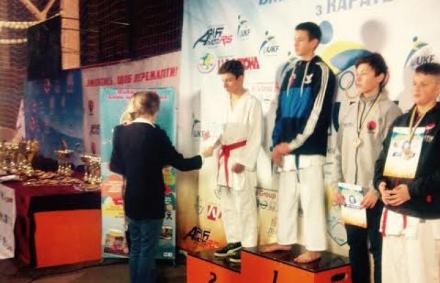 """""""Lviv Karate Open 2016"""": закарпатські каратисти вибороли """"срібло"""" та """"бронзу"""""""