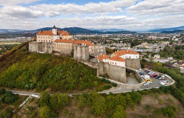 Замок Паланок відвідало 260 тисяч туристів