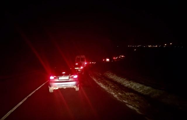 На словацько-українському кордоні водії стоять у черзі по 8 годин