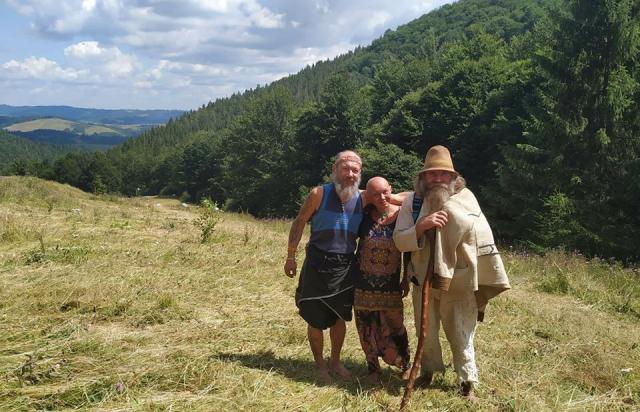 На Шипоті під час фестивалю раптово помер відомий хіпі Борода