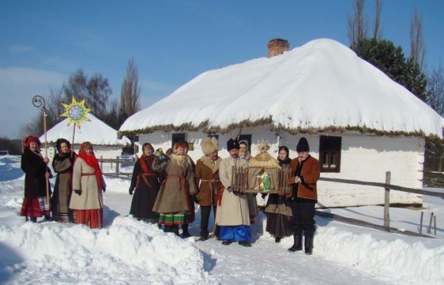 Топ-5 різдвяних традицій та звичаїв на Закарпатті
