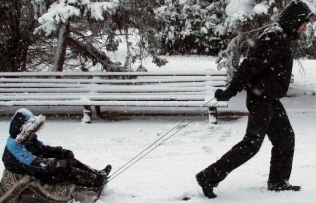 Доки триватиме такий сильний снігопад?