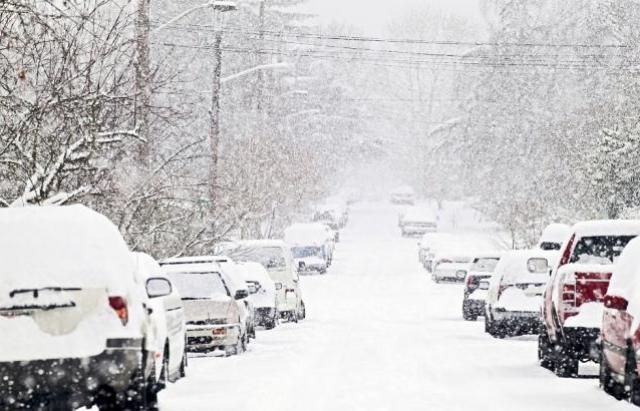 На Закарпатті зафіксовано найбільш сніжний січень за останні 5 років
