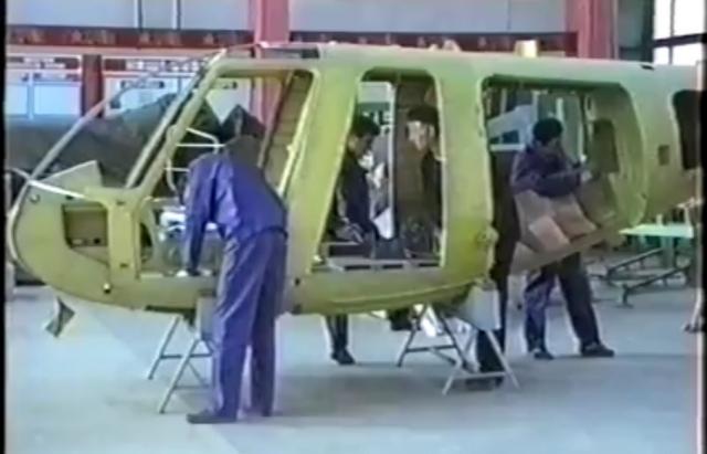 У Дубовому секретно виробляли вертольоти