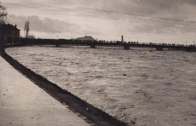 Закарпатці завжди потерпали від паводку: історичні фото