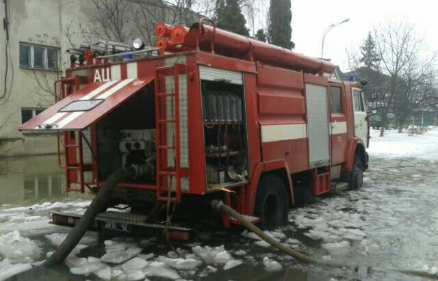 Найсильніше затоплені райони Мукачева, Хуста та Ірша