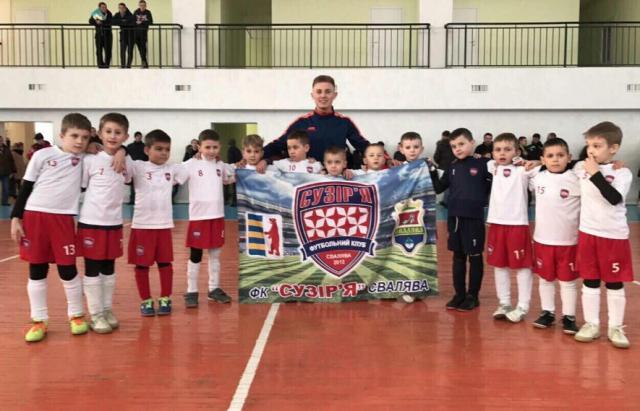 Молодці! Футболісти-юніори із Сваляви вибороли срібло всеукраїнського турніру