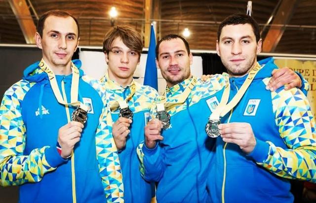 Анатолій Герей здобув срібло етапу Кубка світу з фехтування