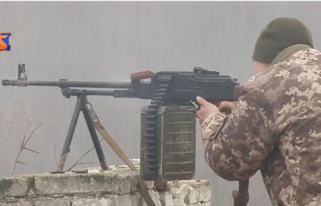 Мукачівці майже щодня слухають відлуння кулеметів
