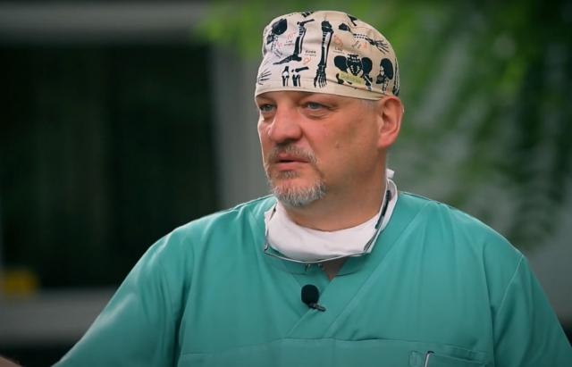 """Мирослав Гавришко: """"Один в полі не воїн, тим більше в медицині..."""""""