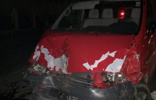 18-річний мукачівець на Toyota протаранив Skoda, VW та Mercedes (ФОТО)
