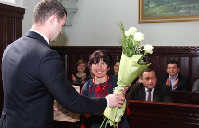 У Мукачеві нагородили переможців премії імені О. Духновича (ФОТО)