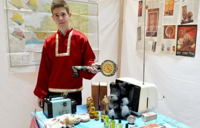 В угорській Ніредьгазі школярі влаштували виставку