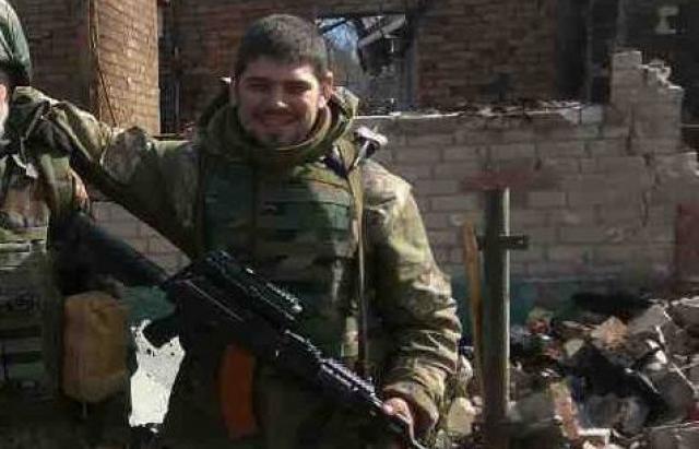 В АТО загинув закарпатець Віктор Афанасев