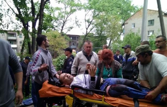 """П'яний охоронець Яроша почав стріляти по таксисту, бо той не сказав """"Героям Слава"""" (ФОТО)"""