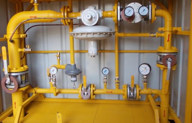 На Свалявщині невідомі залишили без газу 1140 будинків