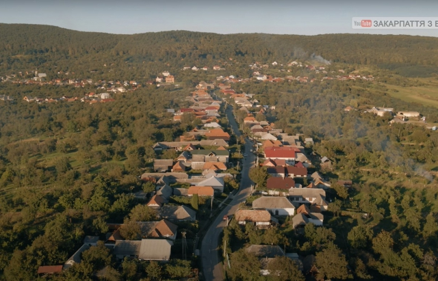 Відео дня: найдавніше слов'янське поселення на Іршавщині