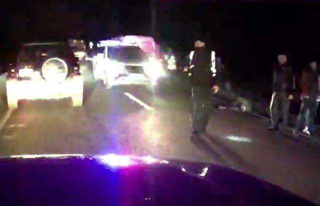 ДТП на Виноградівщині: авто збило велосипедиста (ВІДЕО)
