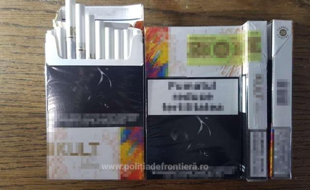 """З Рахівщини """"накидали"""" через Тису тисячі пачок цигарок до румунських друзів (ФОТО)"""