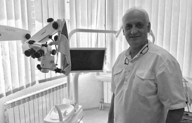 Зупинилося серце відомого закарпатського лікаря Дмитра Мельничука