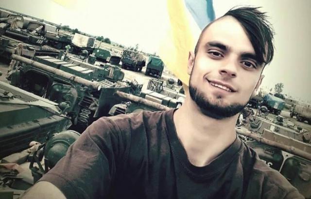 У запеклому бою під Зайцевим загинув 22-річний закарпатець Золтан Балаж (ФОТО)