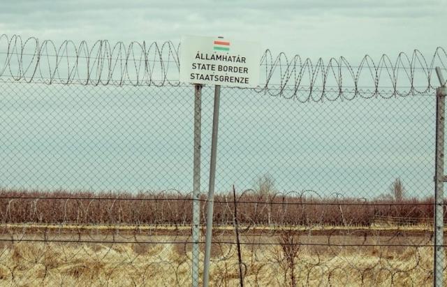 Угорщина пропонує збудувати щільний паркан з колючим дротом на кордонах із Закарпаттям