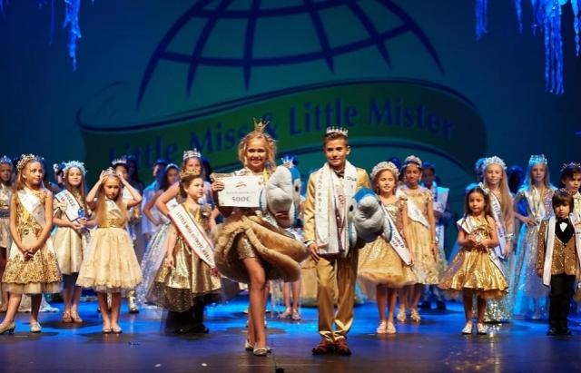 Маленька Little Miss World з Берегова розповіла про свою перемогу (ВІДЕО)