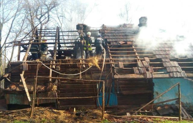 Двоє чоловіків, що загинули в пожежі в с. Нижні Ворота, були братами