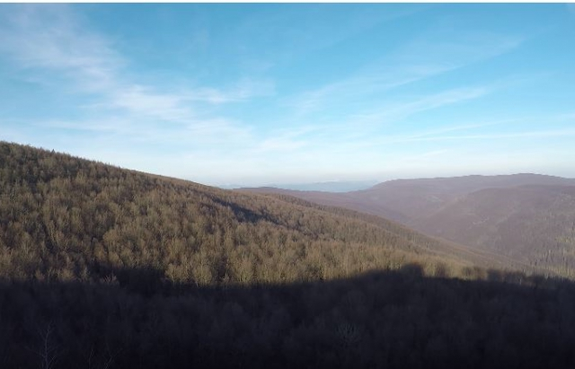 У мережі з'явилося чудове відео з походу на вершину Обавський камінь